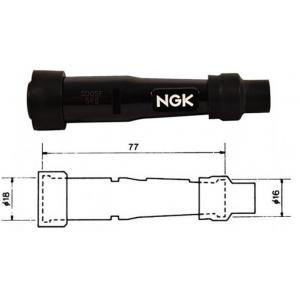 Spark plug cap NGK