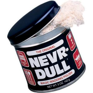 Wata do polerowania i czyszczenia chromu i metali NEVR-DULL