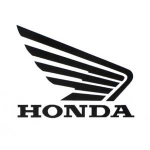 Naklejka Honda prawa