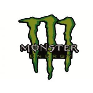 Naklejka Monster Energy 2