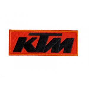 Naszywka i naklejka KTM