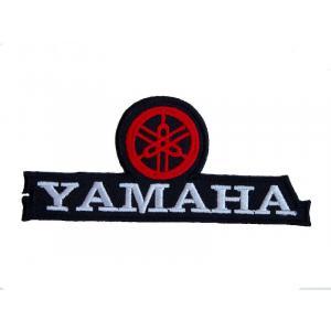 Naszywka i naklejka Yamaha