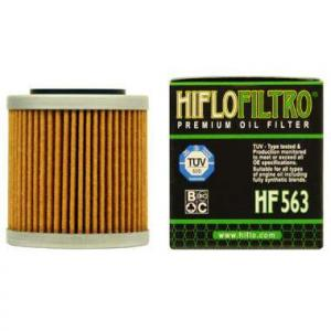 Oil filter HIFLOFILTRO HF563