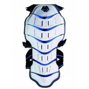 Ochraniacz kręgosłupa, ochraniacz pleców Tryonic 3.7 biało/niebieski
