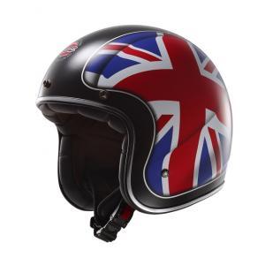 Otwarty kask motocyklowy LS2 OF583 BOBBER UNION JACK wyprzedaż