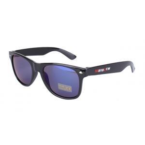 Okulary Motozem - niebieskie