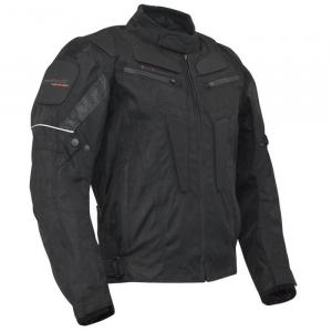 Kurtka motocyklowa Roleff Riga czarna