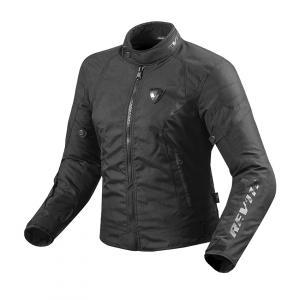 Damska kurtka motocyklowa Revit Jupiter 2 czarna wyprzedaż