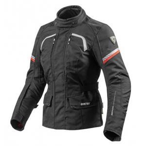 Damska kurtka motocyklowa Revit Neptune GTX czarna wyprzedaż