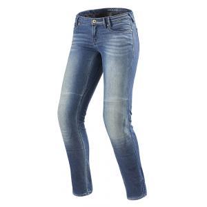 Damskie jeansy motocyklowe Revit Westwood SF wyprzedaż