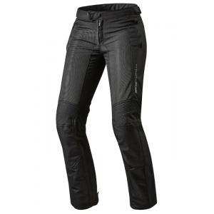 Damskie spodnie motocyklowe Revit Airwave 2 czarne wyprzedaż