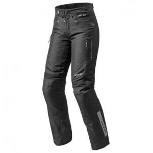 Damskie spodnie motocyklowe Revit Neptune GTX czarne wyprzedaż