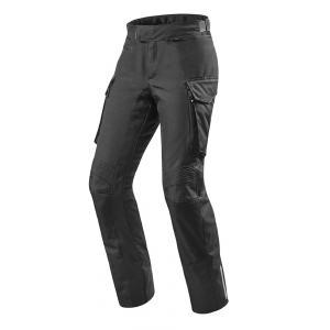 Spodnie motocyklowe Revit Outback czarne wyprzedaż