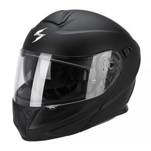 Szczękowy kask motocyklowy Scorpion EXO-920 czarny matowy