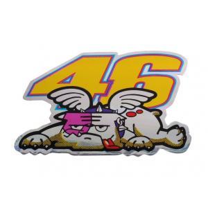 Naklejka 3D 46 Valentino Rossi