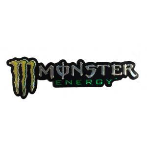 Naklejka 3D Monster Energy