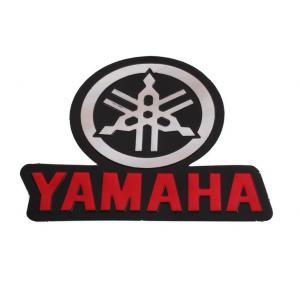 Naklejka 3D Yamaha 2