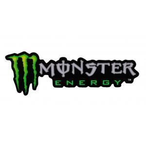 Naklejka Green Monster Energy 2