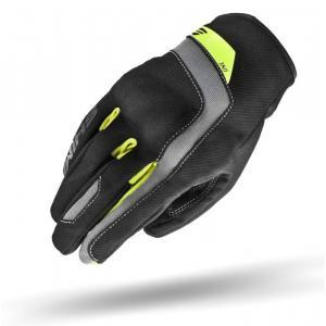 Rękawice motocyklowe Shima One fluo żółte