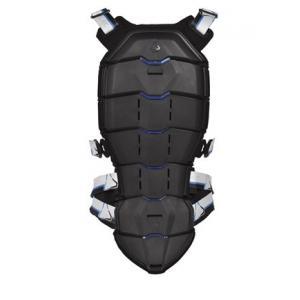 Ochraniacz kręgosłupa, ochraniacz pleców Tryonic See+czarno-niebieski