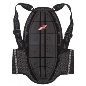 Ochraniacz kręgosłupa Zandona Shield Evo X6 czarny 158-167 cm