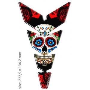 Naklejka na zbiornik Print - MOON Slim Mexican Tatoo