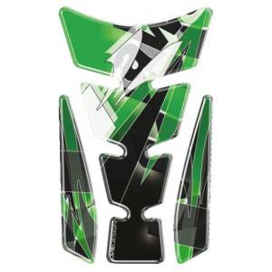 Naklejki na zbiornik Print - Spirit LE 5 zielone