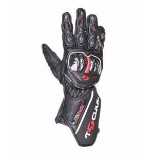 Rękawice motocyklowe Tschul 250 czarne