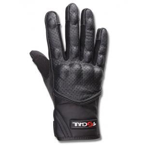 Rękawice motocyklowe Tschul 304 czarne