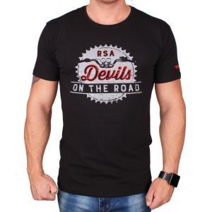 Koszulka RSA Road czarna