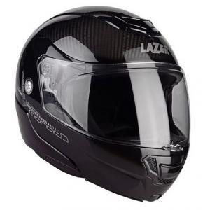 Szczękowy kask motocyklowy Lazer Monaco Evo - Pure Carbon wyprzedaż