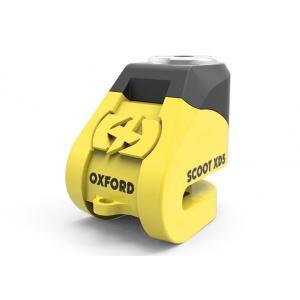 Blokada hamulca tarczowego Oxford Scoot XD5 – żółto/czarna