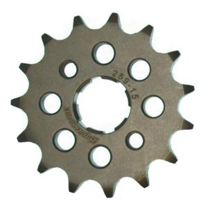 Front sprocket SUPERSPROX CST-259:15 15T, 428