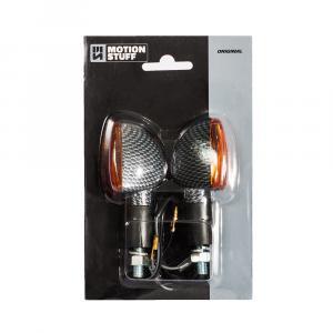 Bulb flasher lights MOTION STUFF carbon long stem