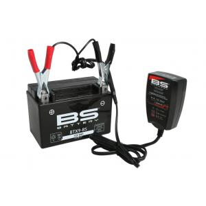 Battery charger BS-BATTERY AUTOMATIC BA10 (suitable also for Lithium) 6/12V 1000mA