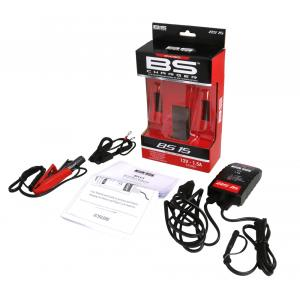 Battery charger BS-BATTERY SMART BS15 12V 1500mA