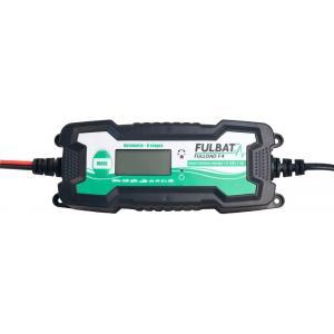 Battery charger FULBAT FULLOAD F4 - Charger 1-4A 6V/12V