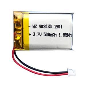 Náhradní baterie pro Bluetooth Intercom MaxTo M2