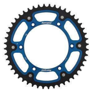 Rear sprocket SUPERSPROX STEALTH RST-245:48-BLU blue 48T, 520