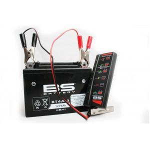 Battery and alternator tester BS-BATTERY BT02