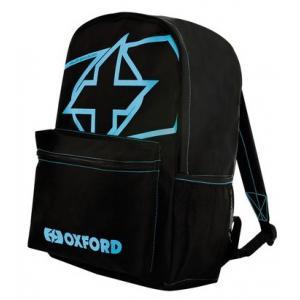 Batoh Oxford X-Rider černo-modrý