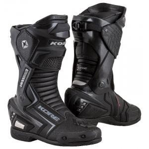Buty motocyklowe Kore Sport 2.0 czarne