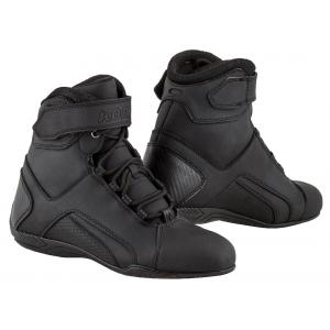 Buty motocyklowe Kore Velcro 2.0 czarne