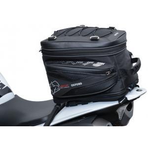 Brašna na sedlo spolujezdce Oxford T40R Tailpack černá