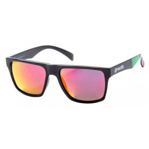 Brýle Meatfly Trigger černo-červené