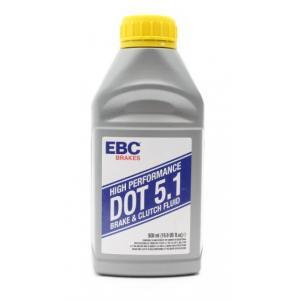 Brake fluid EBC Dot 5.1 BF005.1 500 ml