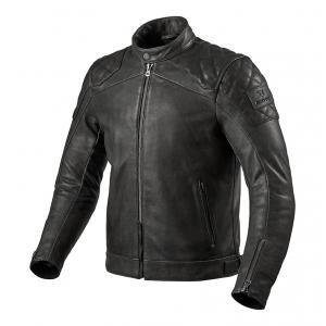 Skórzana kurtka motocyklowa Revit Cordite czarna