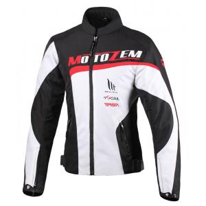 Damska kurtka motocyklowa MotoZem Team