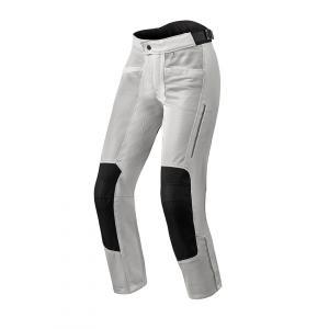Damskie spodnie motocyklowe Revit Airwave 3 srebrne