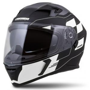 Integralny kask motocyklowy Cassida Integral 3.0 RoxoR czarno-biało-szary